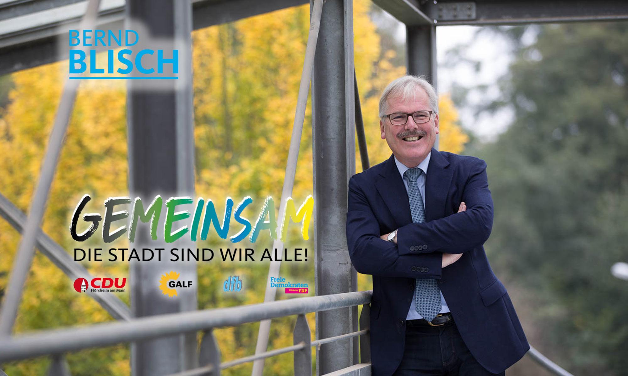 Bernd Blisch | jetzt!